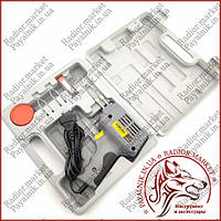 Паяльник пистолет Sigma импульсный 200W + аксессуары 5шт (2742061)