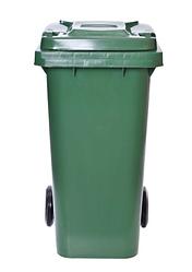 Контейнер для отходов 120 л (зеленый)