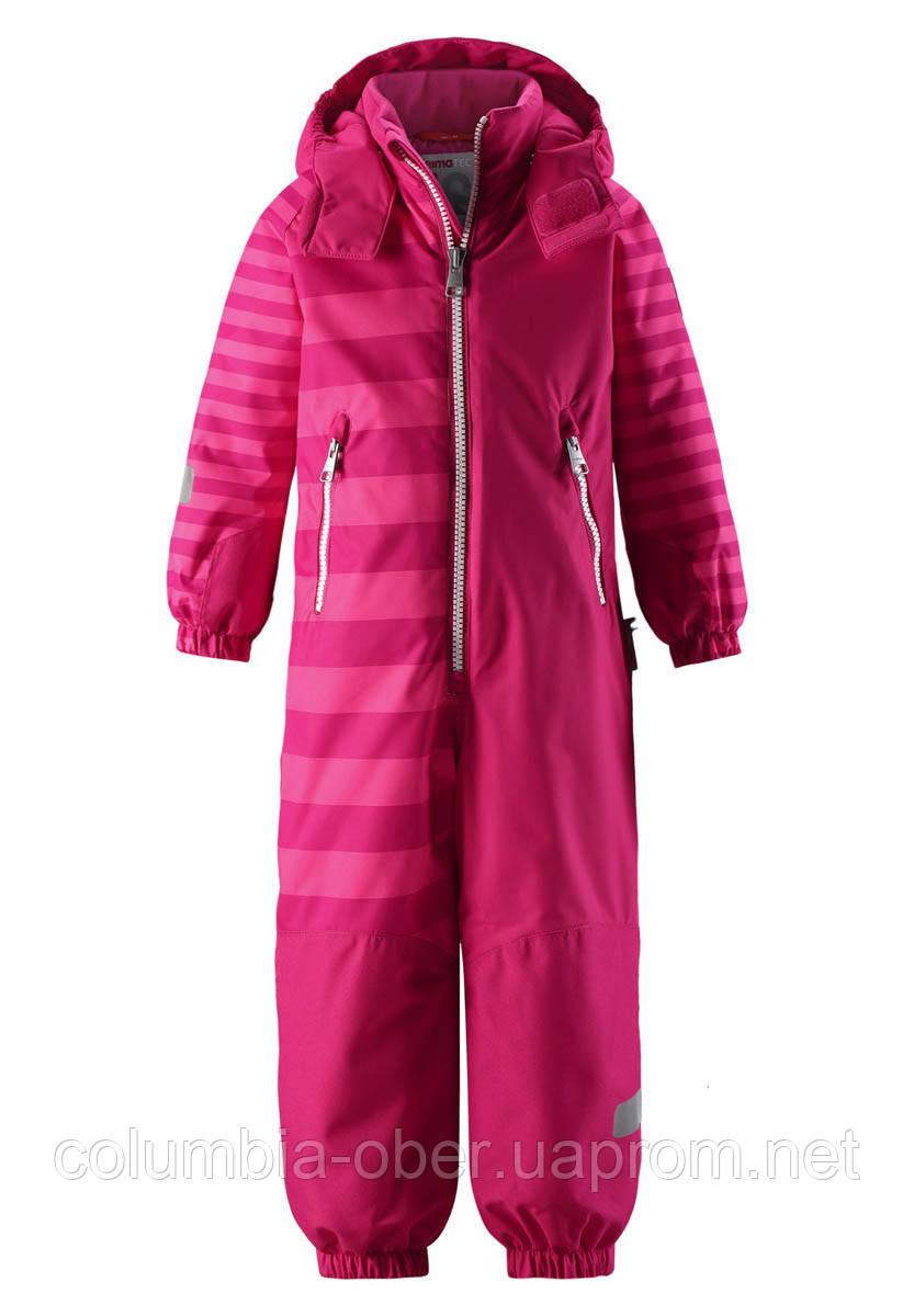 Зимний комбинезон для девочки Reimatec Kiddo Harjanne 520255-4657. Размеры 116 - 128.