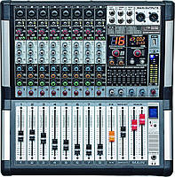 Активный микшерный JB-GL8P JB sound пульт 2х500Вт на 4Ом