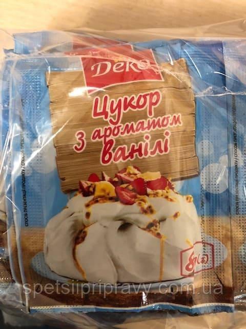 """Ванильный сахар  """"Деко"""" 8г"""