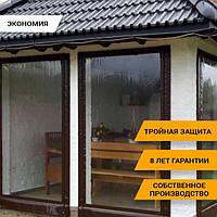 Мягкие окна. ПВХ шторы для альтанок, терасс, беседок