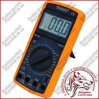 Мультиметр універсальний Digital DT-9205A, вимірювач опору, ємності, вольтметр (Оригінал)