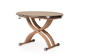 Стол Smart TMT-33 кремовый 105*(67-105)*(27,5-74)