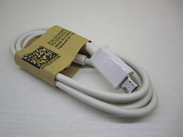 Кабель USB - Micro USB 1.0м в бумажной обертке