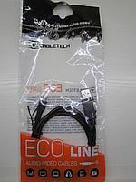 Кабель Micro usb 1.0m Cabletech Eco-Line (KPO4009-1.0)
