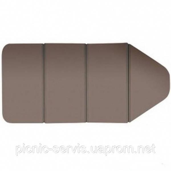 Слань-книжка КМ-330DL (настил + сумка) Колибри пайол гармошка, для надувной лодки ПВХ