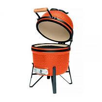 Маленький керамічний вугільний гриль-піч Berghoff помаранчевий 2415705