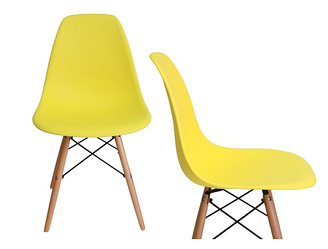 Современное кресло Massimo(желтый)