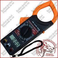 Кліщі струмовимірювальні Digital DT-266, струмові кліщі з мультиметром (Оригінал)