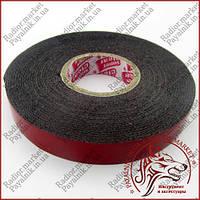 Двусторонний скотч вспененный Master Tape 5м*12мм черный