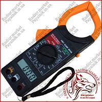 Струмові кліщі струмовимірювальні Digital DT-266FT (Оригінал)