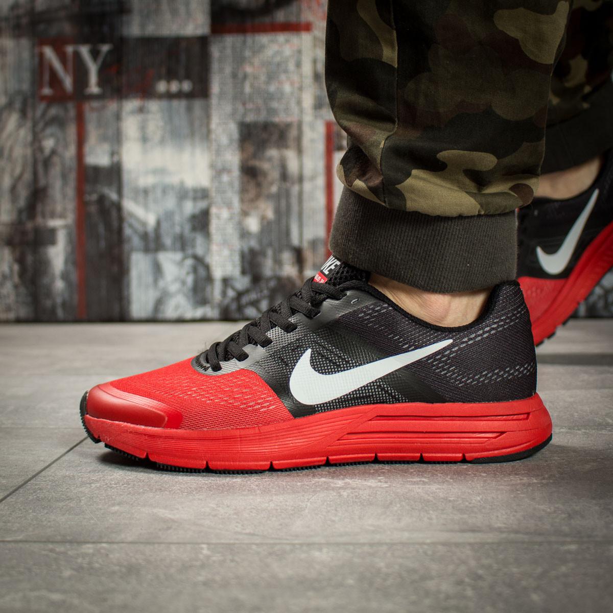 Кроссовки мужские Nike Degasus 30, красные (15954) размеры в наличии ► [  44 45  ]