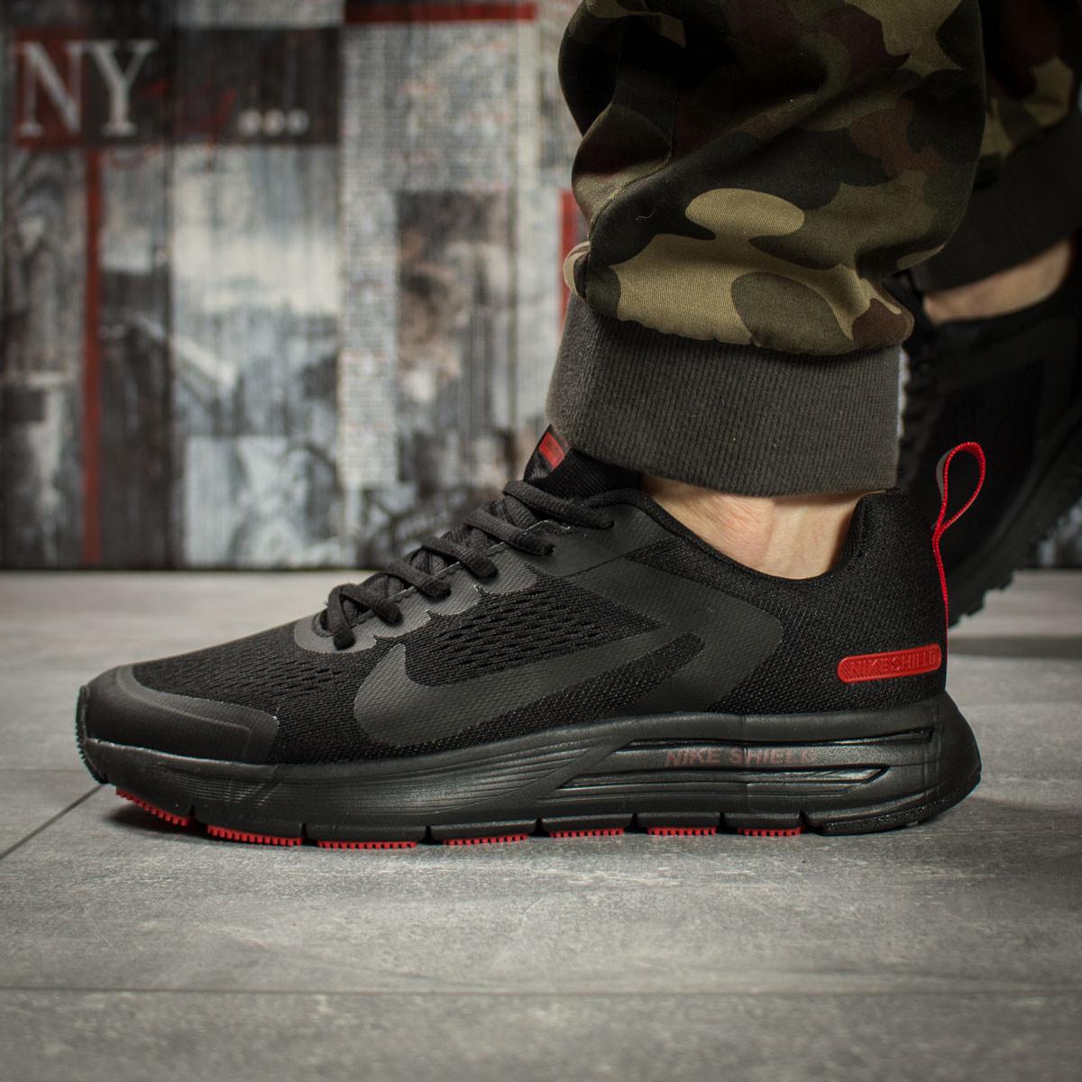 Кроссовки мужские Nike Air Zoom, черные (16012) размеры в наличии ►(нет на складе), фото 1