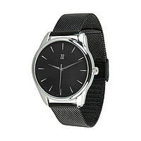 Часы ZIZ Белым по черному - второй ремешок в подарок 5016489