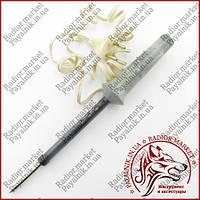 Паяльник СССР 220V 40W ручка карболит, жало 6мм