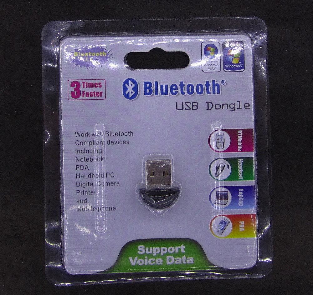 Usb bluetooth 2.0 грибок в блистере
