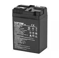 Аккумулятор гелиевый Vipow 6V 4Ah универсальный (BAT0204)