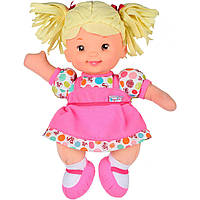 Мягкая кукла Baby S First Little Talker Блондинка (71230-1)