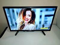 Телевизор Самсунг 24 дюйма+Т2 FULL HD Смарт TB Smart TV USB/HDMI LED ЖК DVB-T2 телевізор Samsung wi-fi вай-фай