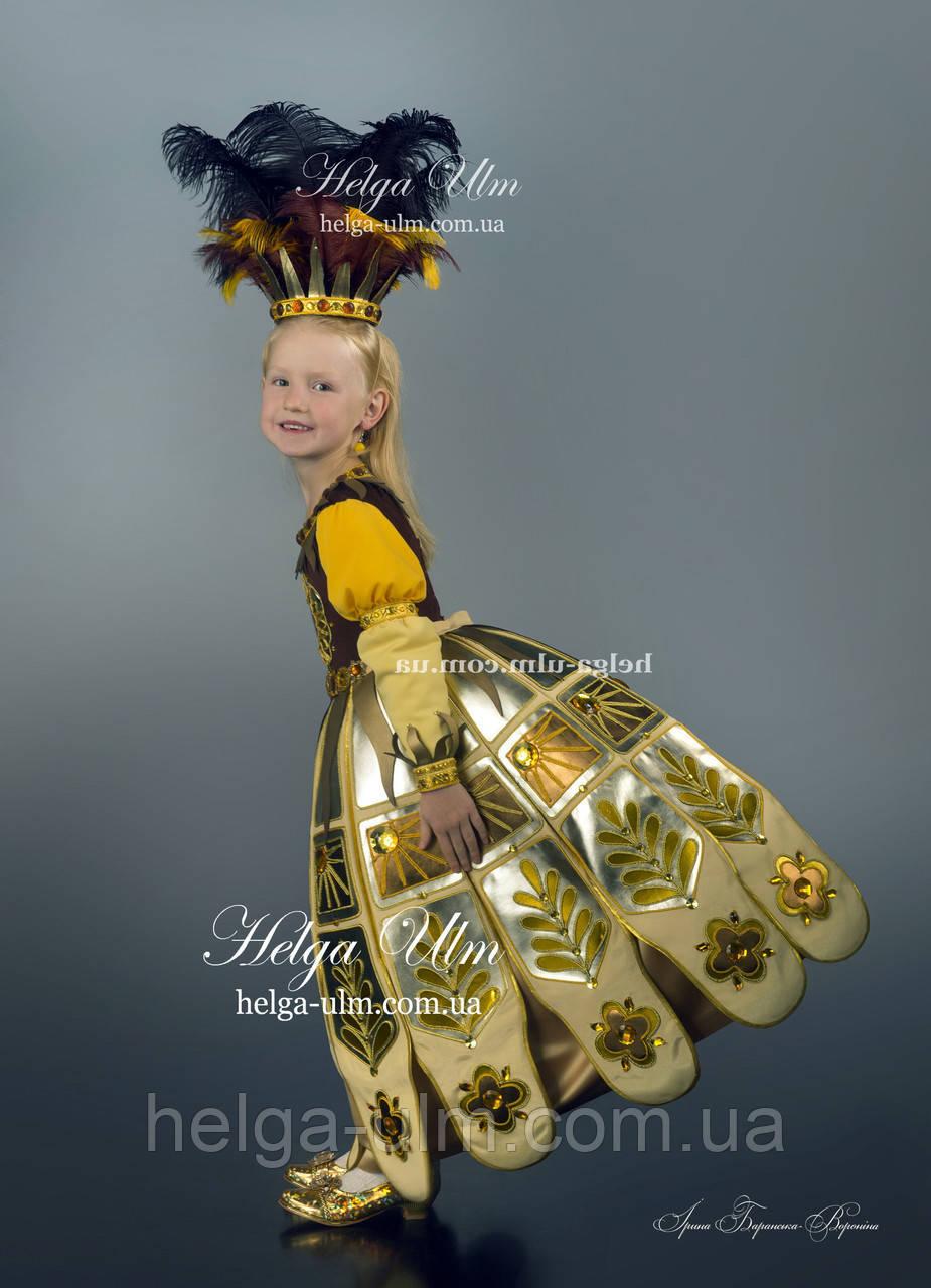 """Карнавальний костюм """"Сонце"""", """"Солнце"""", """"Сонечко"""", """"Королева"""", """"Принцесса"""" (відео) - ПРОКАТ по Україні"""