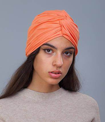 Тюрбан персиковый, фото 2