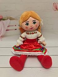 М'яка іграшка лялька Україночка 45см