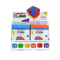 Объемный пазл Happy Cube Original для 5 лет Набор из 24 объемных пазлов