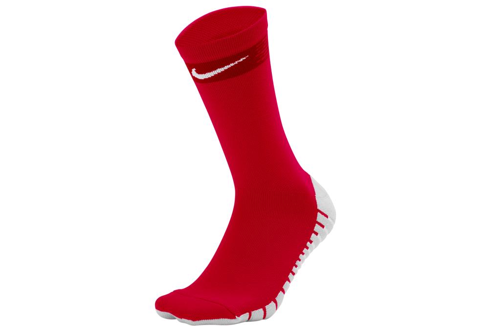 Носки тренировочные Nike Matchfit Crew Team SX6835-657 Красные