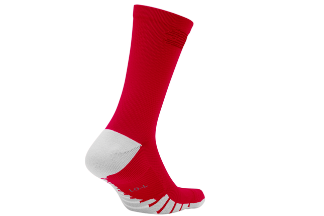 Носки тренировочные Nike Matchfit Crew Team SX6835-657 Красные, фото 2