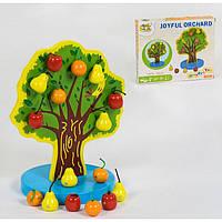 Деревянная игра Фруктовое дерево Wooden Toy 39408