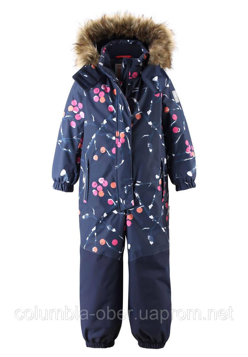 Зимний комбинезон для девочки Reimatec Oulu 520262-6983. Размеры 92 - 140.