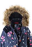 Зимний комбинезон для девочки Reimatec Oulu 520262-6983. Размеры 92 - 140., фото 4