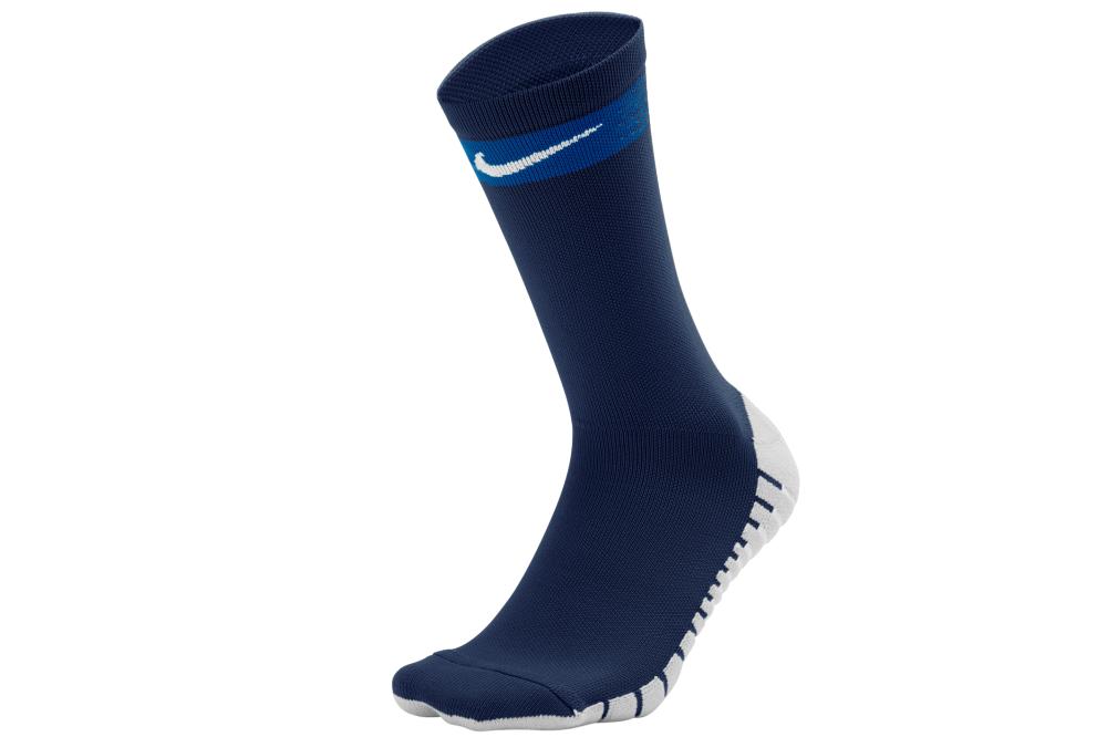 Носки тренировочные Nike Matchfit Crew Team SX6835-451 Темно-синие