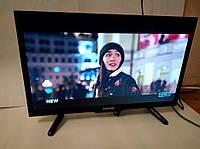 Телевизор Самсунг smart tv  24 дюйма+Т2 FULL HD  LED ЖК DVB-T2 телевізор Samsung 19/28/32 смарт тв