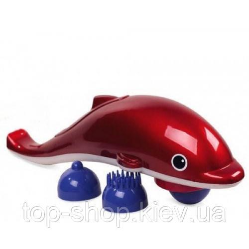 Вібромасажер дельфін Dolphin JT 889 ручний
