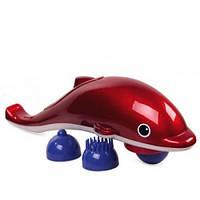 Вібромасажер дельфін Dolphin JT 889 ручний, фото 1