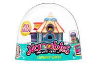 Игровая фигурка Jazwares Nanables Small House Город сладостей, Конфетный домик