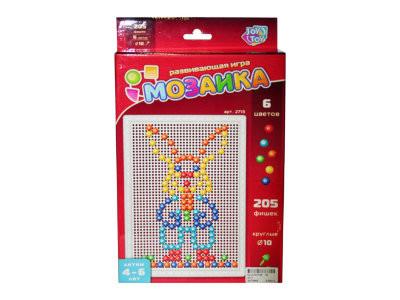 Мозаика Joy Toy 205 фишек