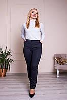 Стильные женские брюки серые