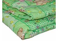 Одеяло детское Малышок силикон 110 на 140 см цвета разные, фото 1