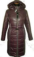 Зимнее пальто без меха, разные цвета(р. 48-62), фото 1