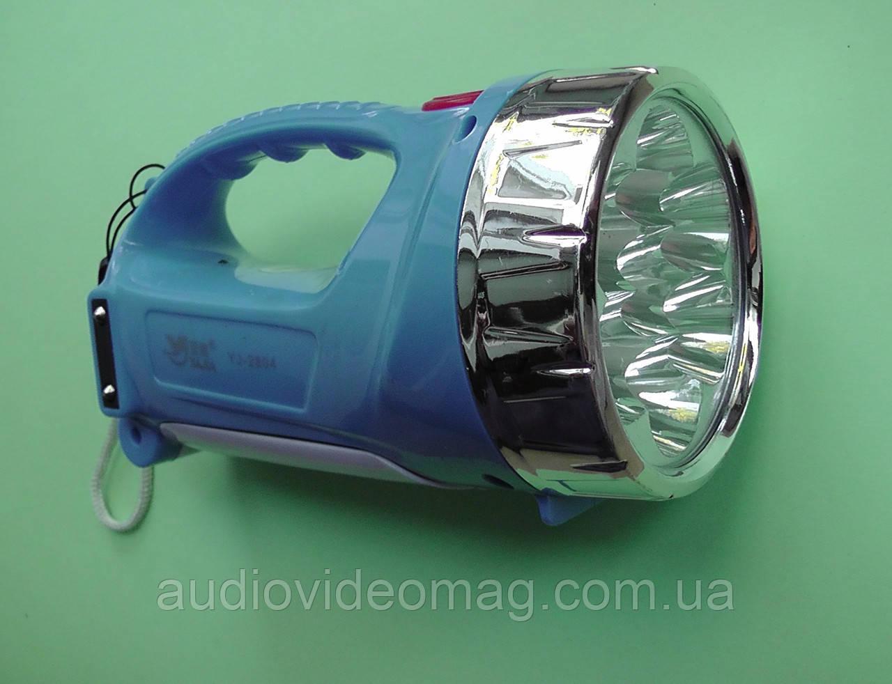 Ліхтар-світильник світлодіодний акумуляторний 2804
