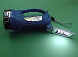 Ліхтар-світильник світлодіодний акумуляторний 2804, фото 4