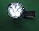 Ліхтар-світильник світлодіодний акумуляторний 2804, фото 6