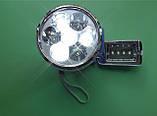 Ліхтар-світильник світлодіодний акумуляторний 2804, фото 7