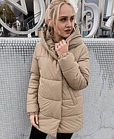 """Теплая женская куртка """"Зефирка"""""""