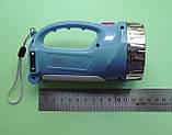 Ліхтар-світильник світлодіодний акумуляторний 2804, фото 2