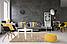Ковер SHAGGY 120x170 см ( коричневый / латте), фото 3