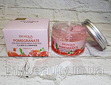 Гелева Маска нічна з гранатом і мінералами Bioaqua Pomegranate Fesh Moisturizing Mineral Sleep Mask (120г)